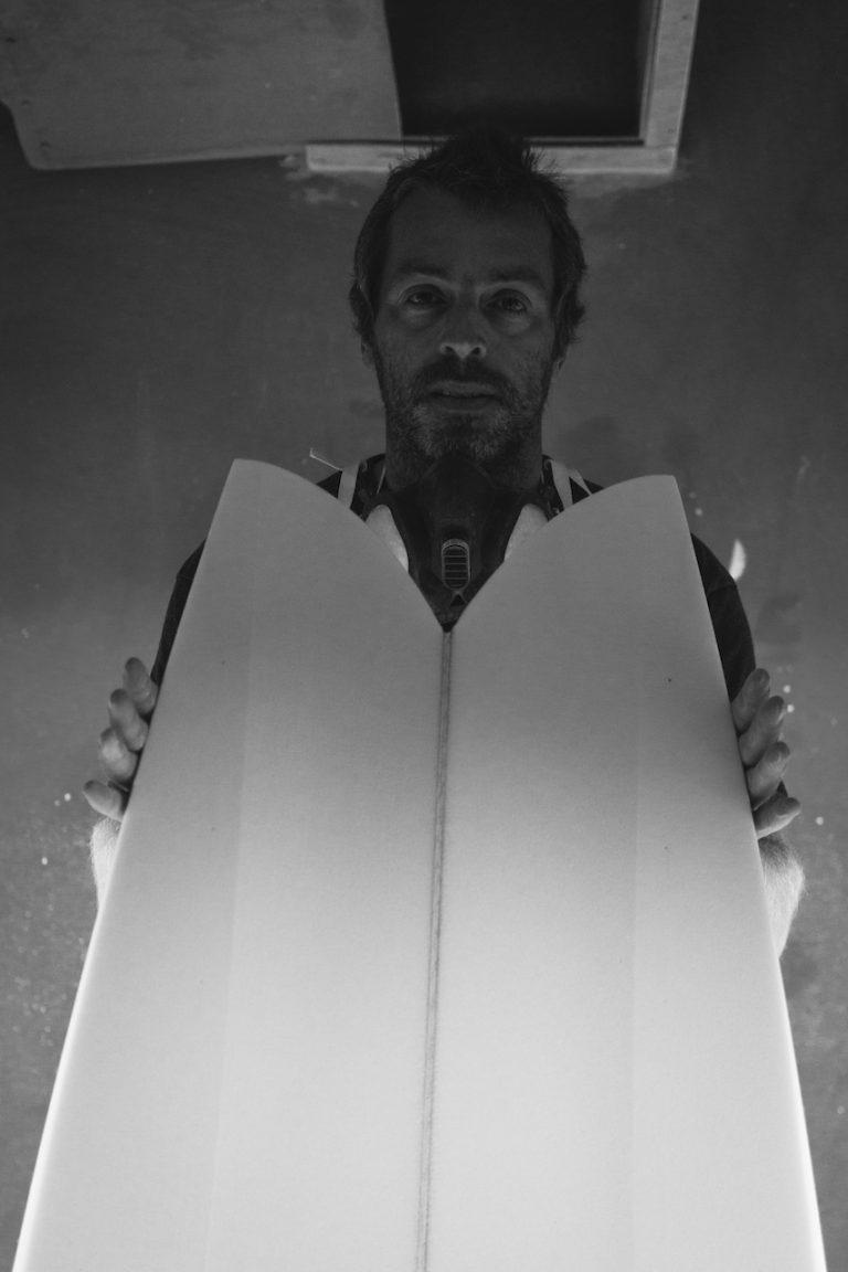Shaping Surfboards Foam