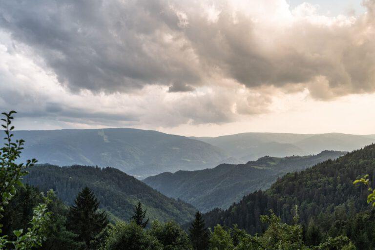 Panorama iin Maribor Slowenien - Landschaftsfotografie Chris Gollhofer