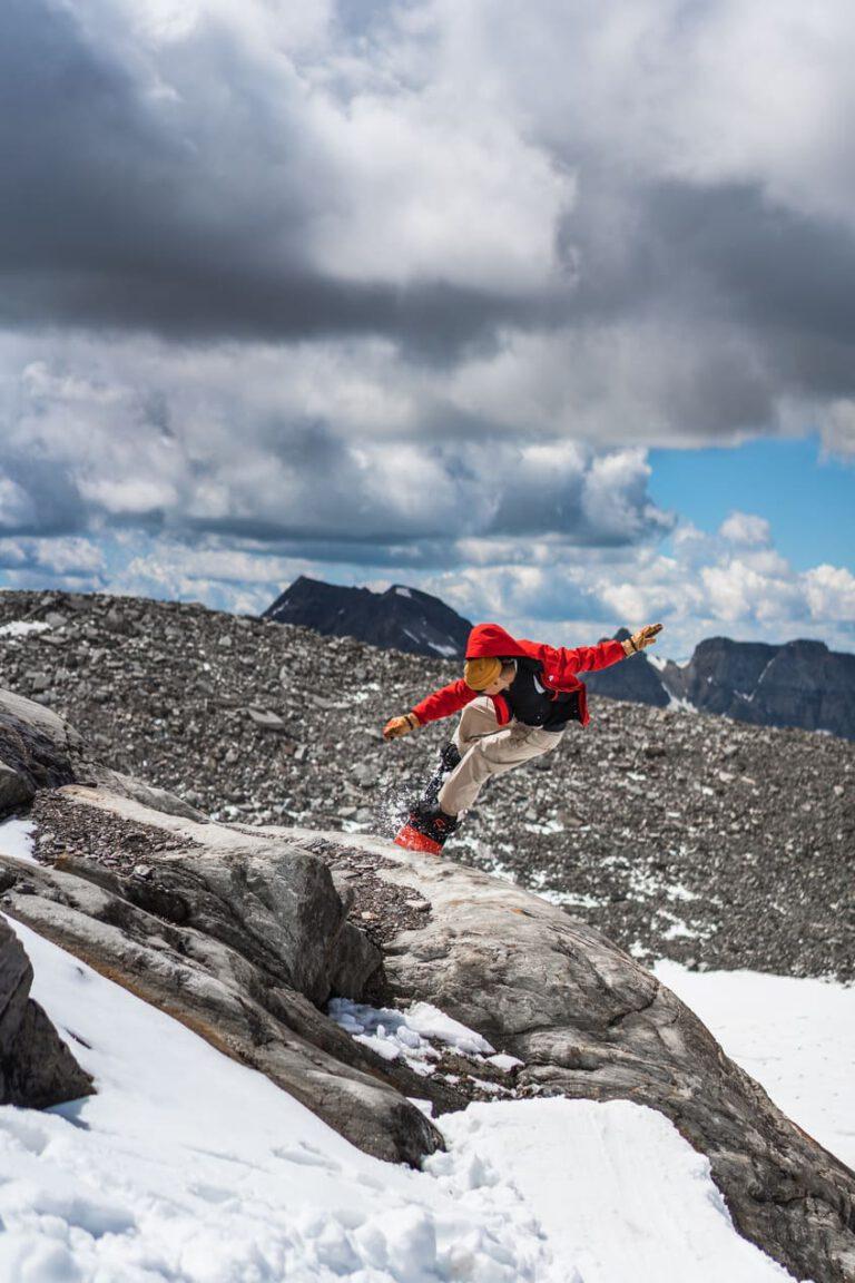 Andre Höflich Tailtap - Snowboard Sport und Lifestyle Fotograf Chris Gollhofer Action Alpen